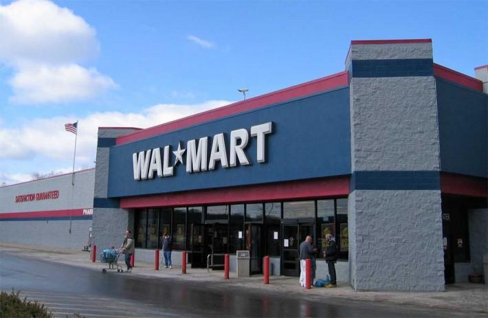 Крупная сеть американских супермаркетов
