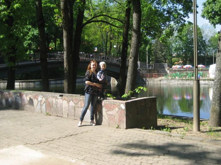 В Лопатинском саду
