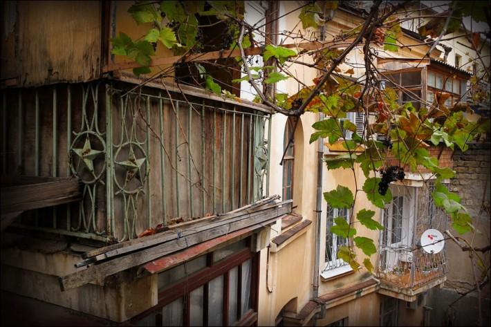 Севастопольские балконы