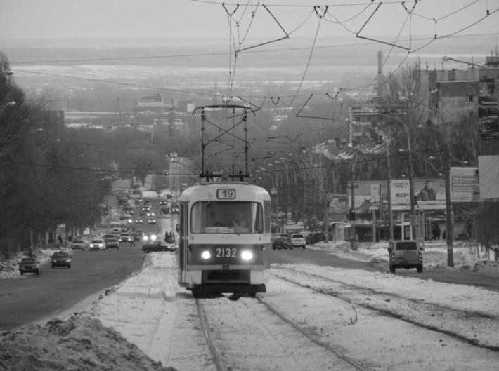 Трамвайчик – остались еще такие