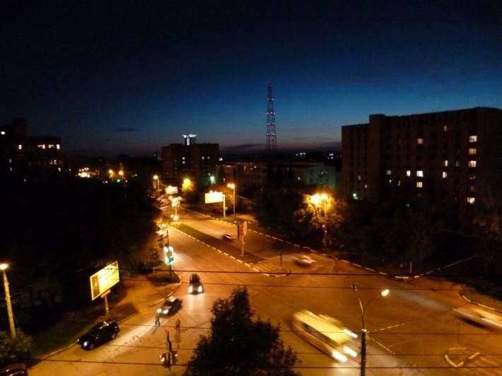 Ночной город всегда прекрасен