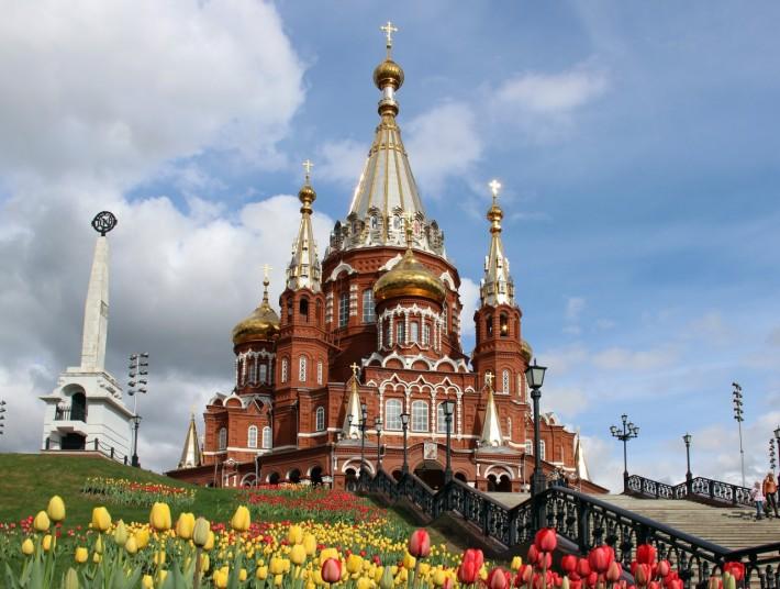Свято-Михайловский собор