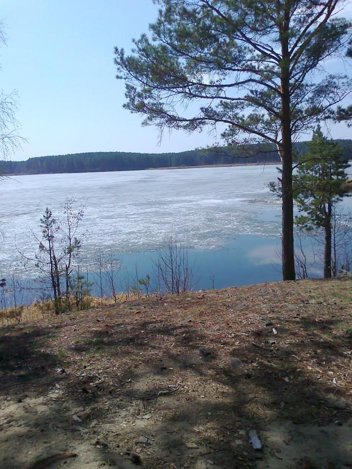 Пробуждение озера Травакуль. г. Кыштым. «Настольжи»