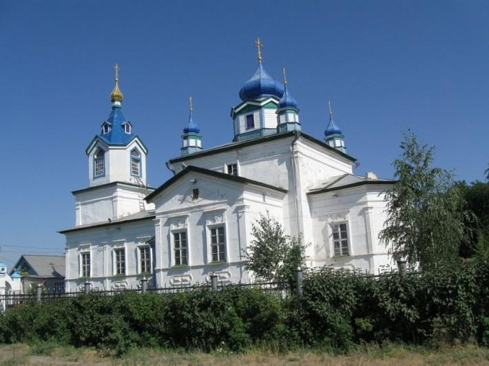Храм иконы Божией Матери г.Соль-Илецк