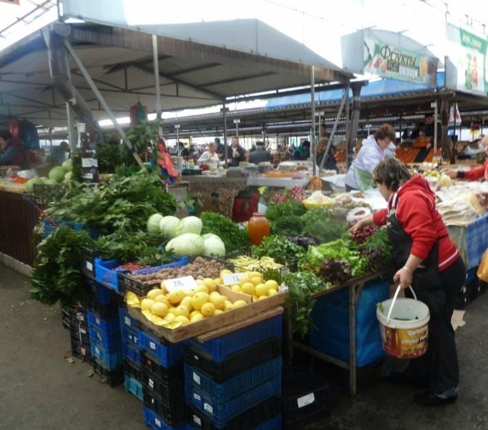 Рынок в Ессентуках