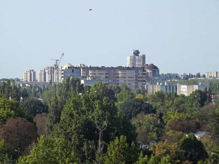 Новостройки Симферополя