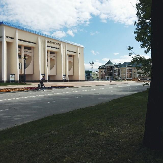 Филармония, Пенсионный фонд, ул. Пионерская, Майкоп