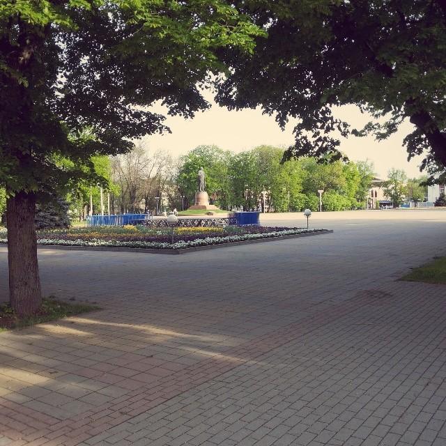 Площадь Ленина, Майкоп