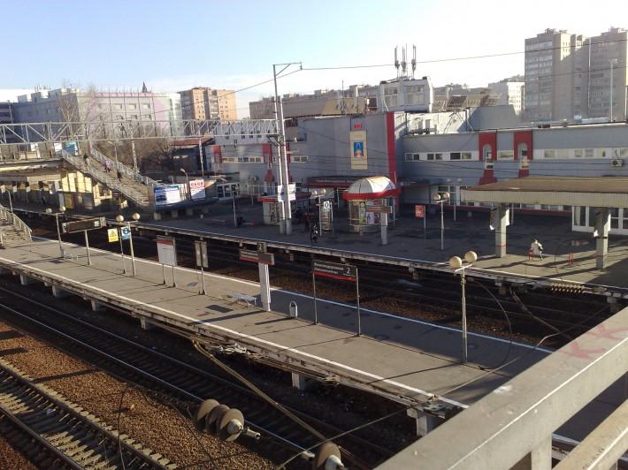 Станция «Железнодорожная»