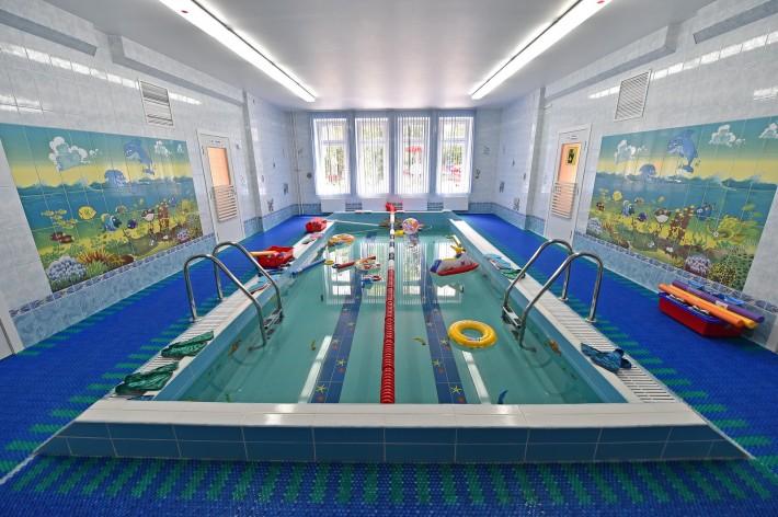 Новый детский сад в Северном Измайлово
