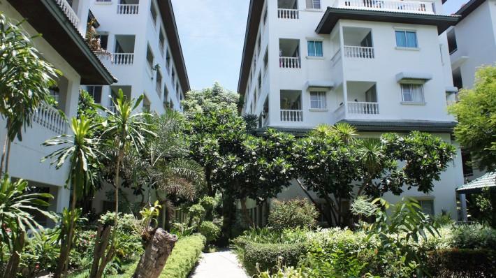 Кондо в Джомтьене: я предпочитаю жить в таком местечке