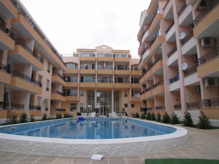 Один из многих жилищных комплексов