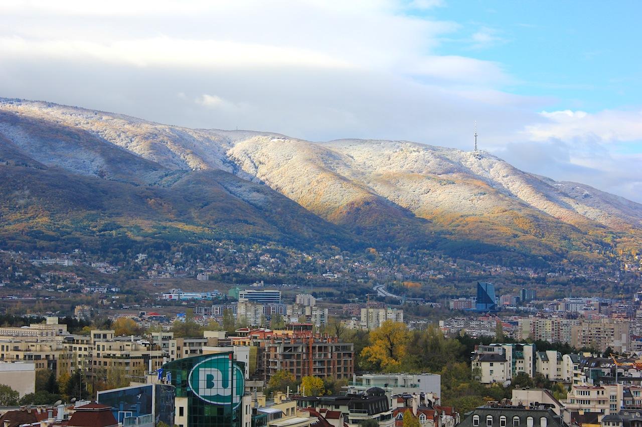 Моя болгарская эмиграция О причинах и о жизни в Софии