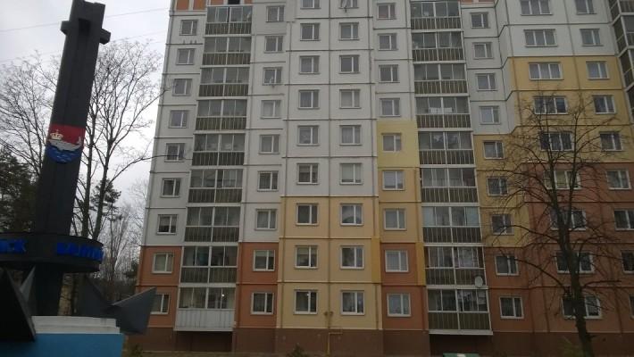 Многоэтажный дом на ул. Ленина в Балтийске