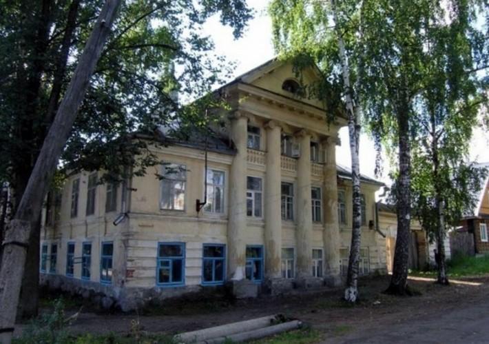 Дом в Осташкове