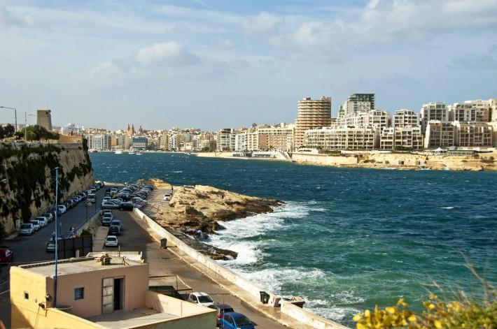 Столица Мальты - Валлетта