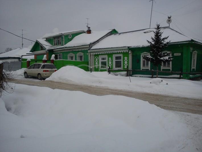 Домики на Степановке