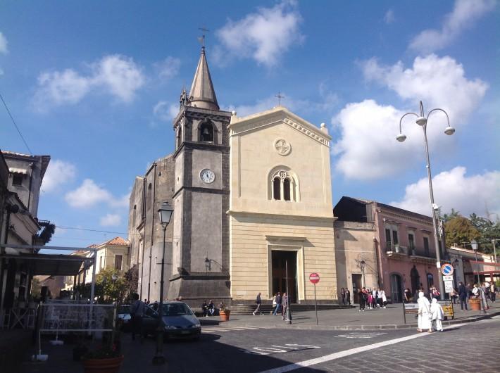 Городок Николози, о. Сицилия