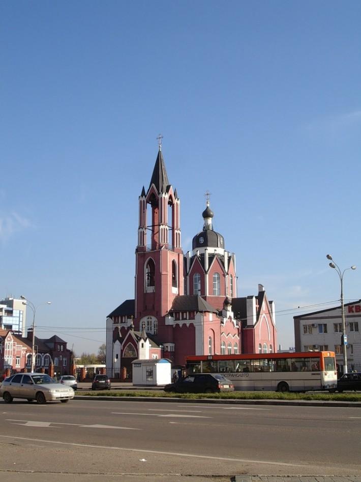 Храм в Щелково