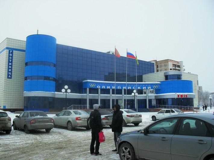 """СК """"Олимпийский"""""""