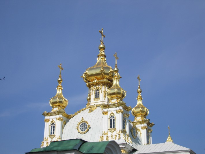 Петергоф. Екатерининский дворец