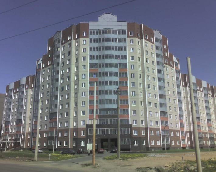 Самый большой дом ЛО