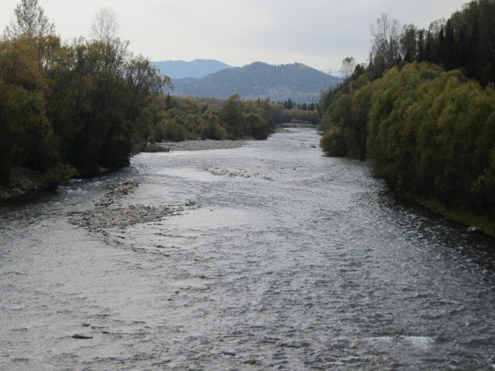 Река Саракокша
