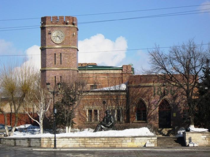 Музей Пушкина на Беловке