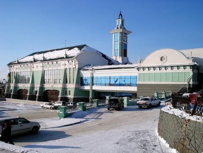 Новосибирск-Главный
