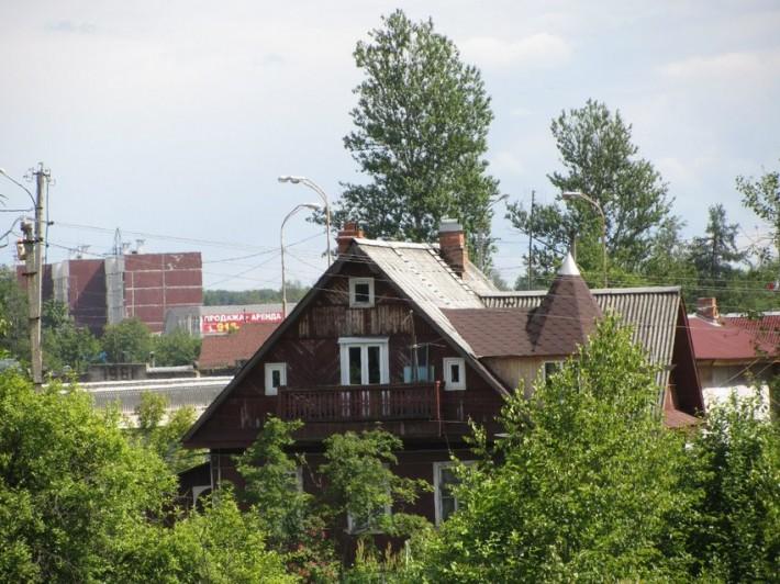 Тихий и уютный городок Отрадное