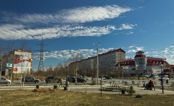 Перекресток ул.Ленина - пр.Мира