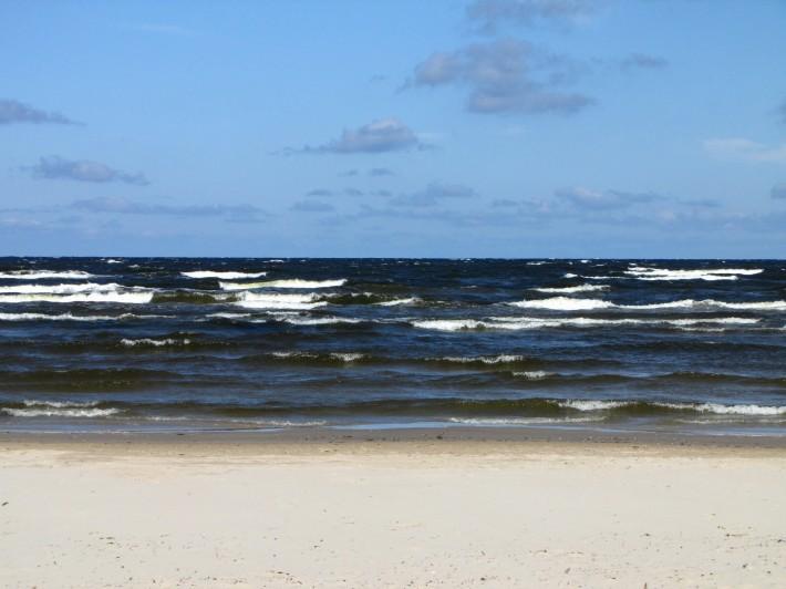 Рижский залив