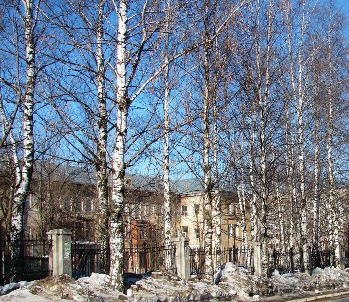 Старые кварталы Перми
