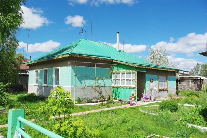 Наш домик в селе