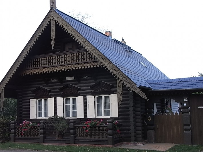 Александровка – русская деревня в Потсдаме