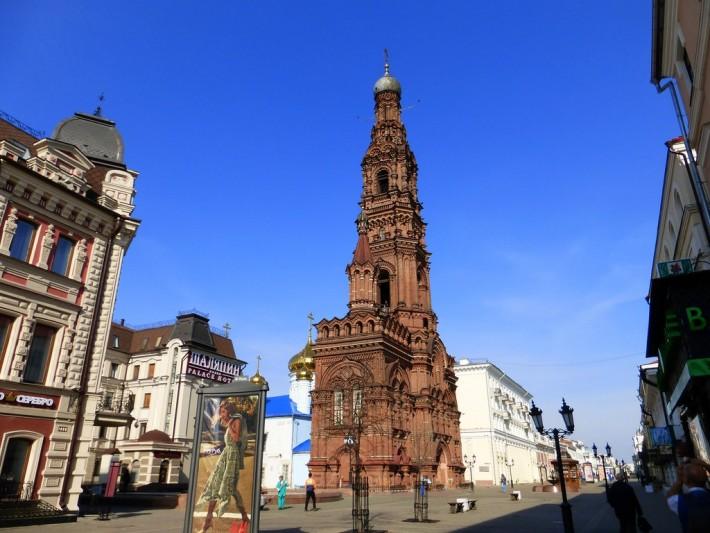 Казань. Исторический центр