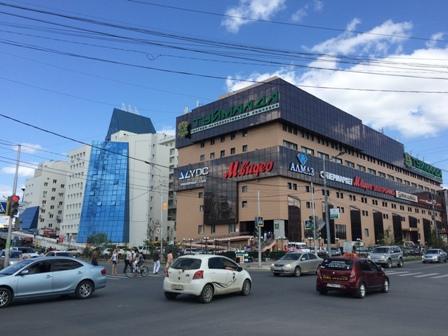 Тоже часть центра города