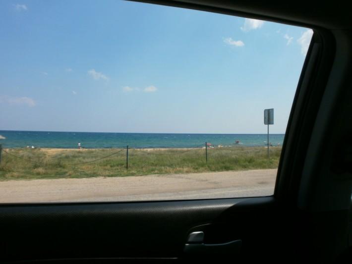 Море по пути