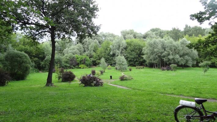Парки Москвы
