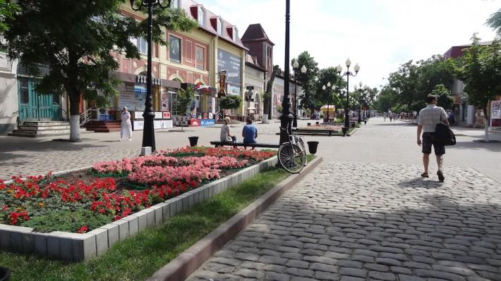 Центр Ейска