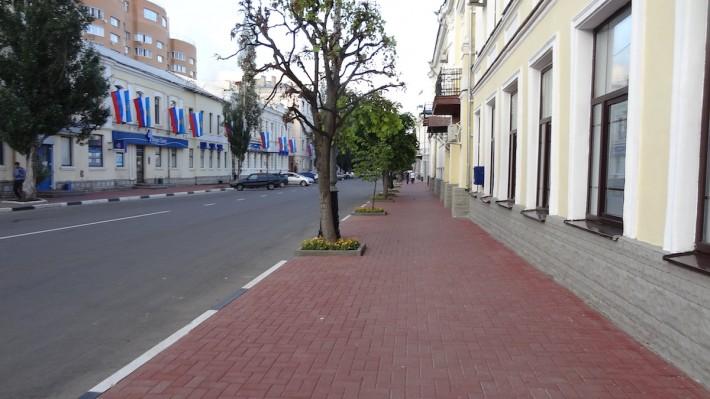 Тамбов. Улица города