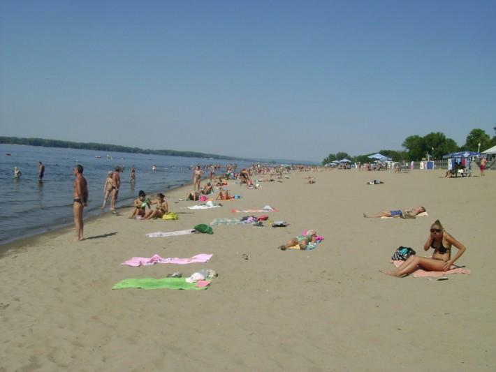 Пляж «Зяба»