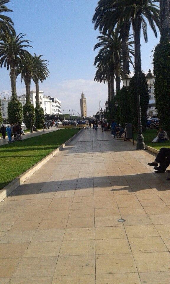 Бульвар Мухаммеда пятого