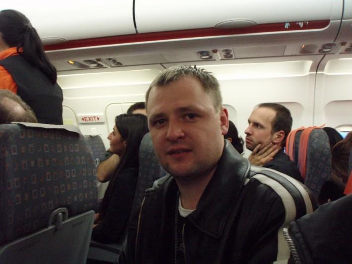Летим из Риги в Лондон с пересадкой в Берлине