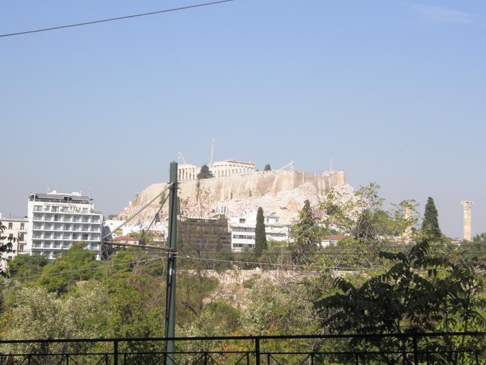Акрополис, Афины