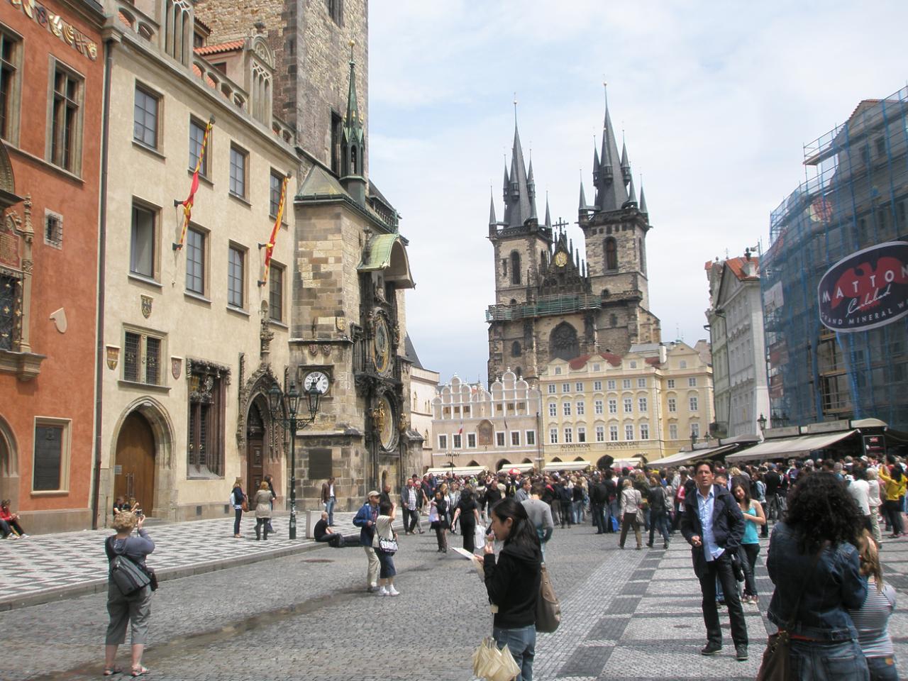 Чехия на улице pf ltymub 6 фотография