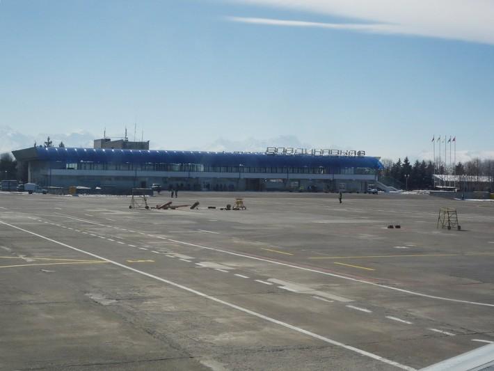 Аэропорт Беслан