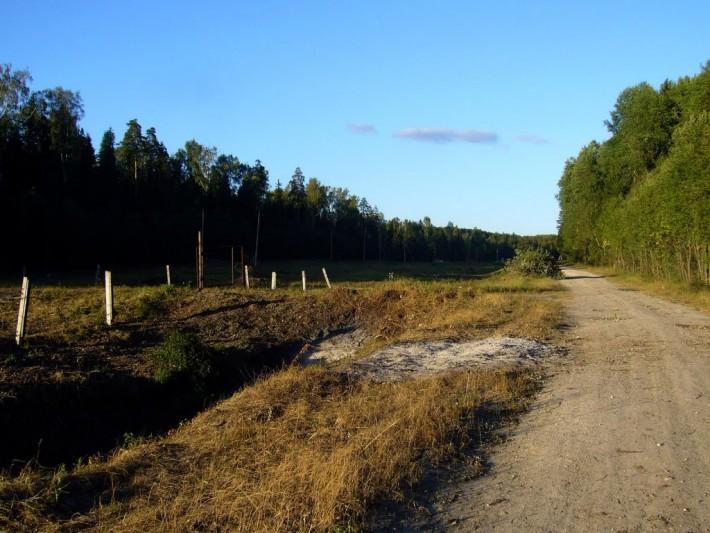 Бездорожье в Ивановской области