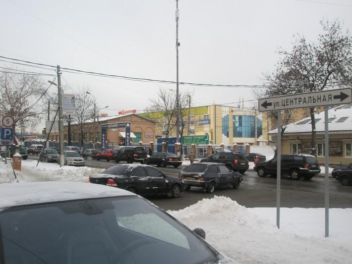 Микрорайон Кучино - недалеко от центра города