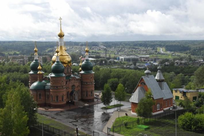 Храм И. Кронштадтского